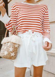 modna stylizacja damska